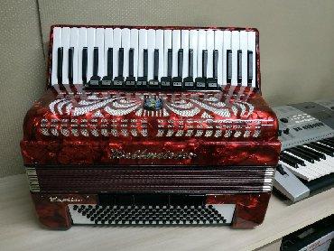 аккордеон-weltmeister в Кыргызстан: Аккордеон weltmeister caprice 4/4 размерде сатылат ! Абалы аябай