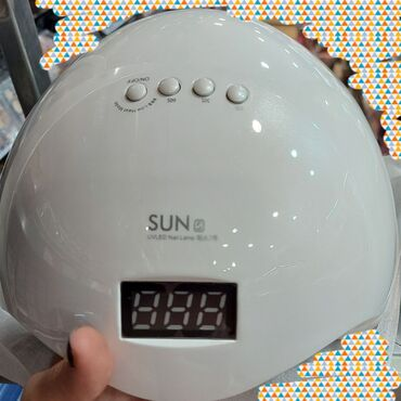 Stona lampa - Srbija: SUN UV LED Lampa 2 U 1 48WZA SUSENJE GELA I TRAJNOG LAKAODLICNA ZA