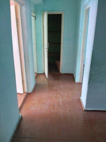 квартира токмок микрорайон in Кыргызстан   ПРОДАЖА КВАРТИР: 3 комнаты, 64 кв. м
