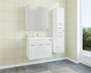 зеркало в комнате в Кыргызстан: Мебель и зеркало в ванной комнаты
