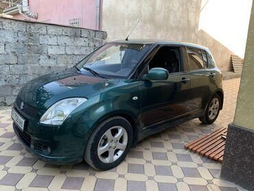 продажа номеров авто бишкек в Кыргызстан: Suzuki Swift 1.3 л. 2007   198000 км