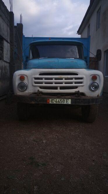ЗИЛ - Кыргызстан: ЗИЛ 1985