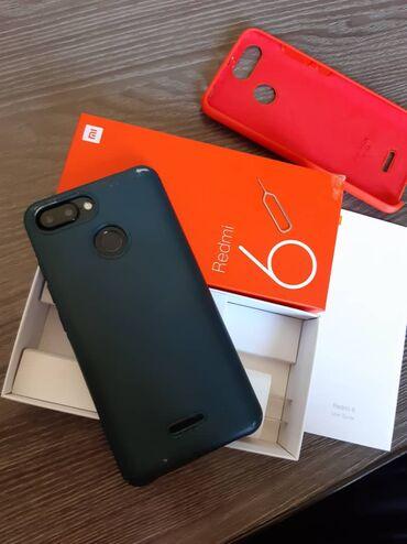 Б/у Xiaomi Redmi 6 64 ГБ Черный
