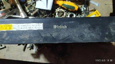 гитарные усилители в Кыргызстан: Продаю усилитель макинтош от Субару б4