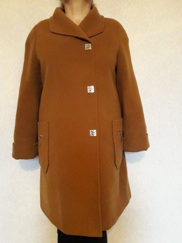palto loreta в Кыргызстан: Пальто кашимир,отличного качества. размер 50. фира LORETA турция