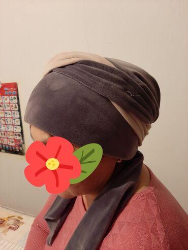 платье для женщин в Кыргызстан: Продаю зимний головной убор для женщин,цель продажи не подошли с