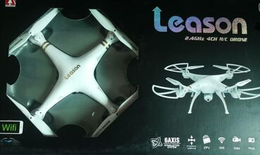 Квадрокоптеры - Кыргызстан: Описание:В квадрокоптере Leason Drone LS-126W реализована новейшая