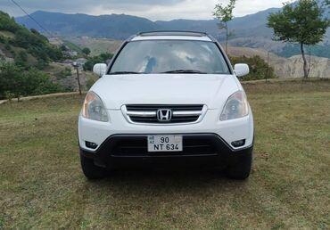 əkiz və üçlüklər üçün gəzinti arabası in Azərbaycan   ƏLIL ARABALARI: Honda CR-V 2 l. 2001   195000 km