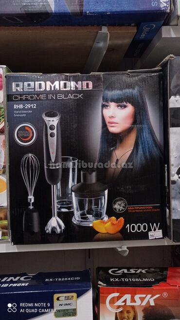 Blender Mikser Dəsti Redmond RHB-2912Brend:RedmondGüc 750 WMaksimum