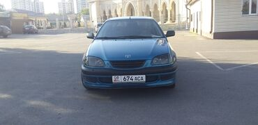 тойота хайлендер цена бу in Кыргызстан | АВТОЗАПЧАСТИ: Toyota Avensis 1.6 л. 1998 | 295000 км