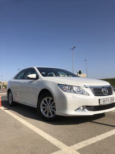 - Azərbaycan: Toyota Camry 2.5 l. 2013 | 128000 km