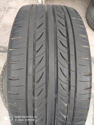 Летняя шина Bridgestone 1 шт. 235/60/16. Протектор 95% в Бишкек