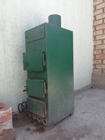 Мансардная печка для отопления