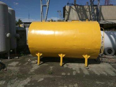 Цистерну на 10 тонн - Кыргызстан: Ёмкость алюминиевая теплоизоляция 10 куб