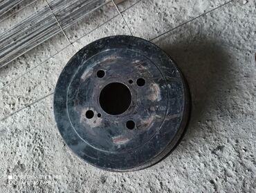 фун в Кыргызстан: Продаю барабан колодки в сборе без ступецы на Тойота функарго. На
