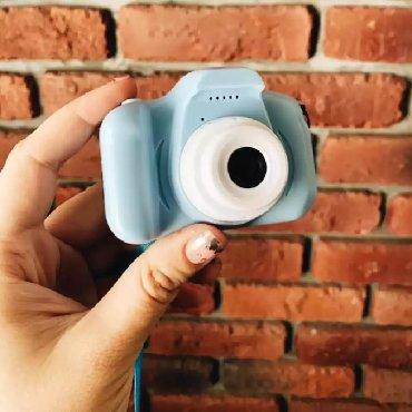 деревянные игрушки буратино в Кыргызстан: Продаётся детский фотоаппарат. Можно делать фото-видео снимки, играть