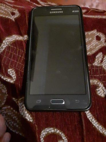 İşlənmiş Samsung Galaxy Grand 8 GB qara