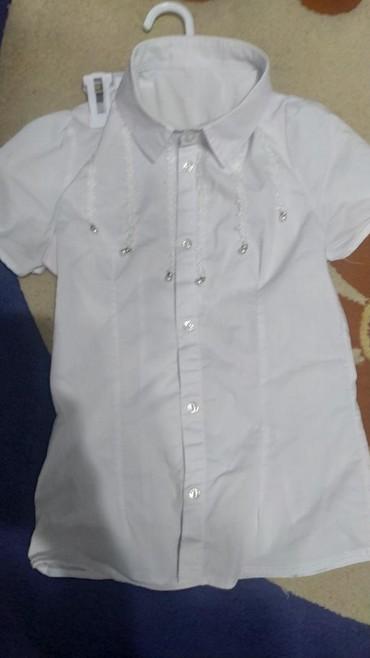запчасти на прадо 120 бишкек в Кыргызстан: Рубашка школьная на 120-130 рост, Турция, идеальное состояние