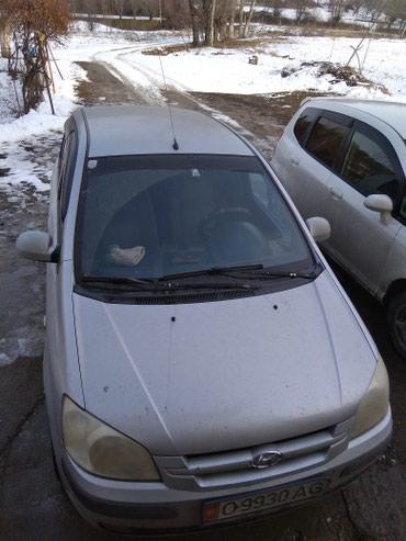Hyundai Getz 2003 в Ош