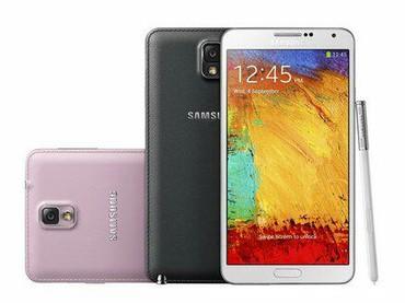 Смартфон леново к3 ноут - Кыргызстан: Б/у Samsung Galaxy Note 3 32 ГБ Черный