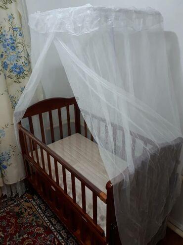 детские палатки цена в Кыргызстан: Кроватка, манеж, трансформер. Удлинняется. Состояние отличное