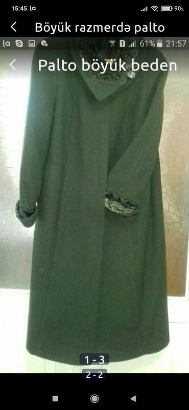 Böyük bədən palto