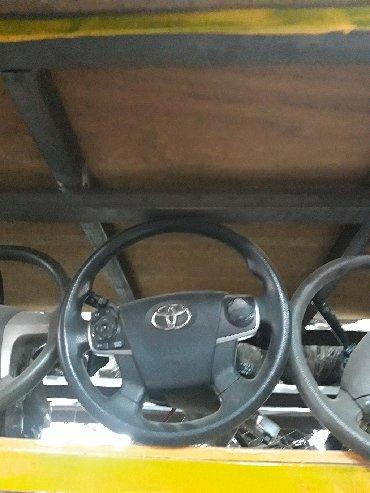Тойота камри 50-55. air bag. toyota camry аирбаг аэрбаг airbag
