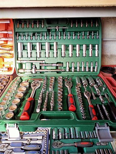 Наборы ключей на 171 предмета