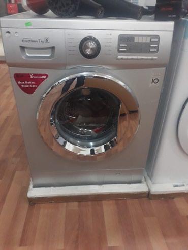 Xırdalan şəhərində Öndən Avtomat Washing Machine LG 7 kq.