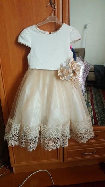 Очень красивое платье на девочку 5-6 в Novopokrovka