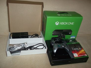 Xbox One Sa Igrama i Xbox Live GOLD 3 Meseca - Becej