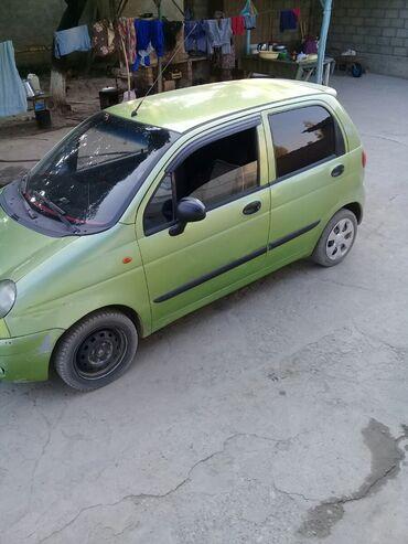 Автомобили - Сузак: Daewoo Matiz 0.8 л. 2001