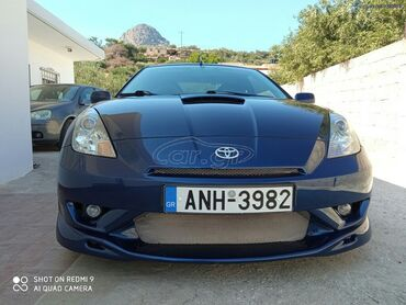 Toyota Celica 1.8 l. 2004 | 106000 km