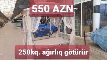 Bağ mebeli - Azərbaycan: Uzunluq 1.90ic uzunlux 1.60Eni 1.55Hundurluk 2.20Catdirilma