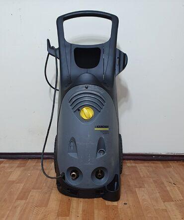 аппарат мойка в Кыргызстан: Моечный аппарат karcher hd 10/21-4s в отличном состоянии, аппарат нов