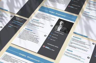 2895 oglasa: Predstavite se poslodavcima u najboljem mogucem svetlu uz profesionaln