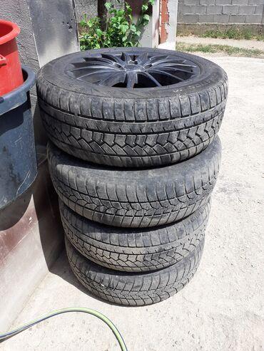 Vozila - Srbija: Alufelne sa gumama 16 u odlicnom stanju samo kes 100e komplet 5x110