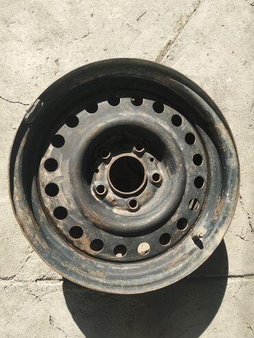 б у шины диски в Кыргызстан: Диск на BMV 6Jx 15H2 Б/у Договорная