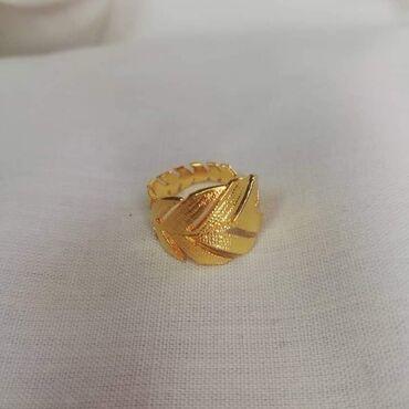 5,5€ Δαχτυλίδι μπρούτζινο (χρυσό και μαύρο)