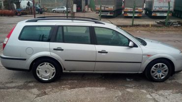 Ford mondeo, 2001 god. Tddi, 66 kw, 1998 kubika, registrovan do - Loznica