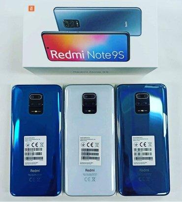 iphone-2g-almaq - Azərbaycan: Yeni Xiaomi Redmi Note 9S 64 GB boz