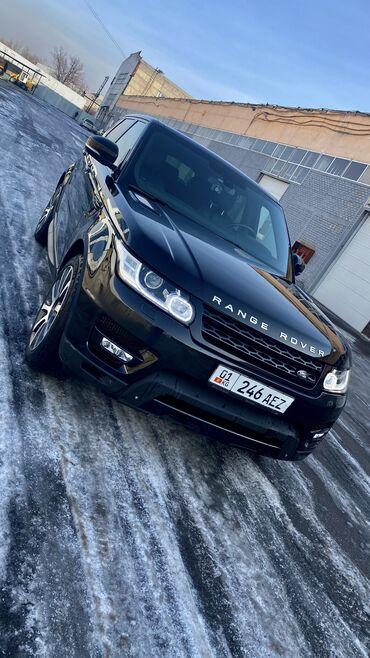 Land Rover Range Rover Sport 4.4 l. 2014   100000 km
