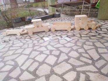 Ostalo za kuću | Smederevo: Novo rucno napravljena vozic od cistog drveta. Bez igracaka.  Ne LAKI