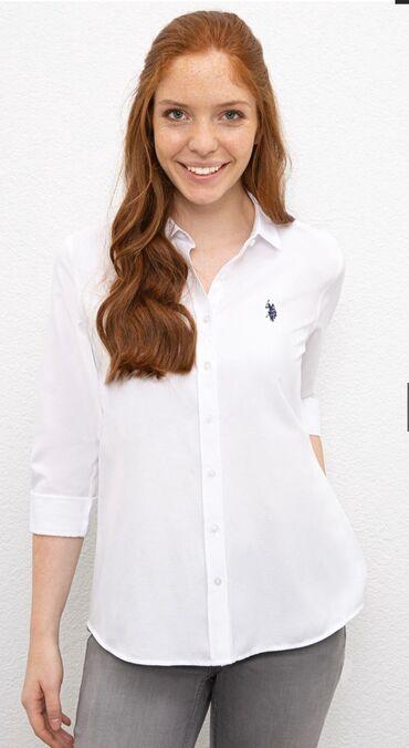 Рубашка us polo женская Размеры - 38, 40, 42