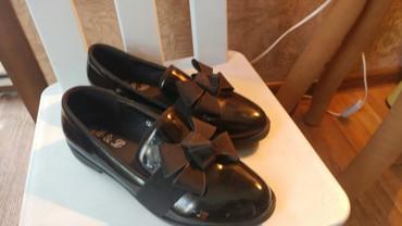 черный замшевая туфли в Кыргызстан: Туфли черные. 33 размер. состояние отличное