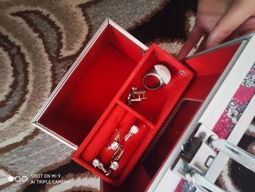 серьги для новорожденных в Кыргызстан: Серебро! Комплект. Кольцо сваровски.Серьги.Гвозди.Все в одни руки. Не