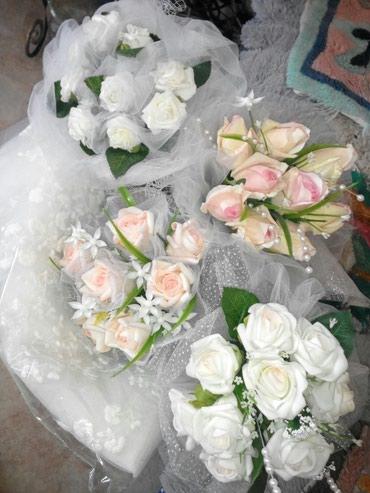 Букетики для невест!! Продам..новые в Бишкек