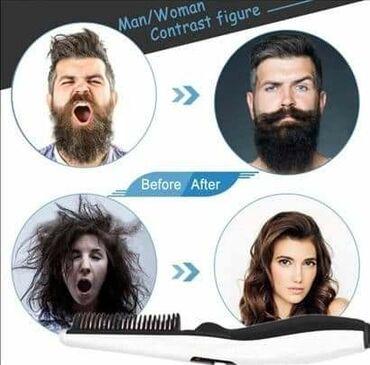 Stajler za kosu i bradu, Električni češaljCENA 990