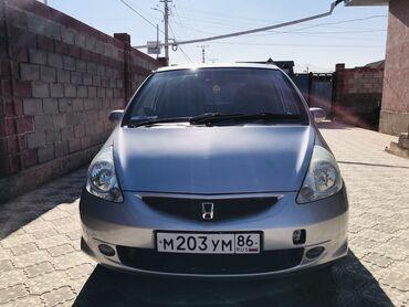 Honda Fit 1.3 л. 2002