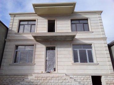 Bakı şəhərində Bileceride iki mertebeli  evlerin  satisi tecili  esas yolun